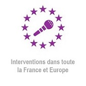 intervention en France et en Europe