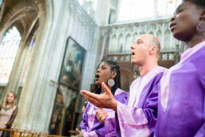 cérémonie gospel marseille