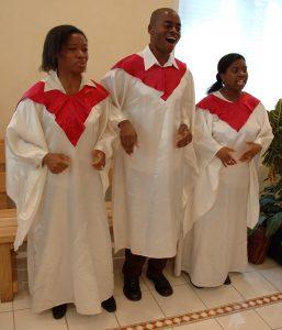 chorale gospel pour mariage
