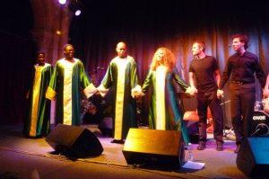 chorale gospel mariage