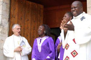 mariage gospel montpellier