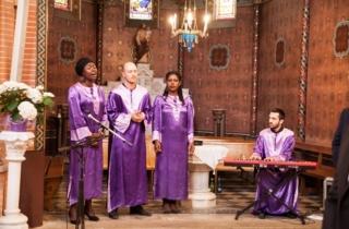 mariage en gospel à l'Union en Haute-Garonne