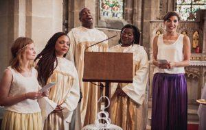 mariage gospel black gospel harmony