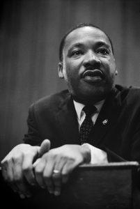 Martin Luther King et le Gospel