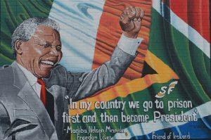 Soweto Gospel Choir, hommage à Mandela