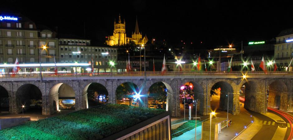 Chorales Gospel à Lausanne et Canton de Vaud