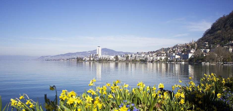 Chorales Gospel à Montreux