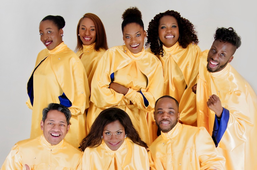 Eternity gospel singers obsèques