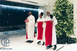 Soirée privée Gospel