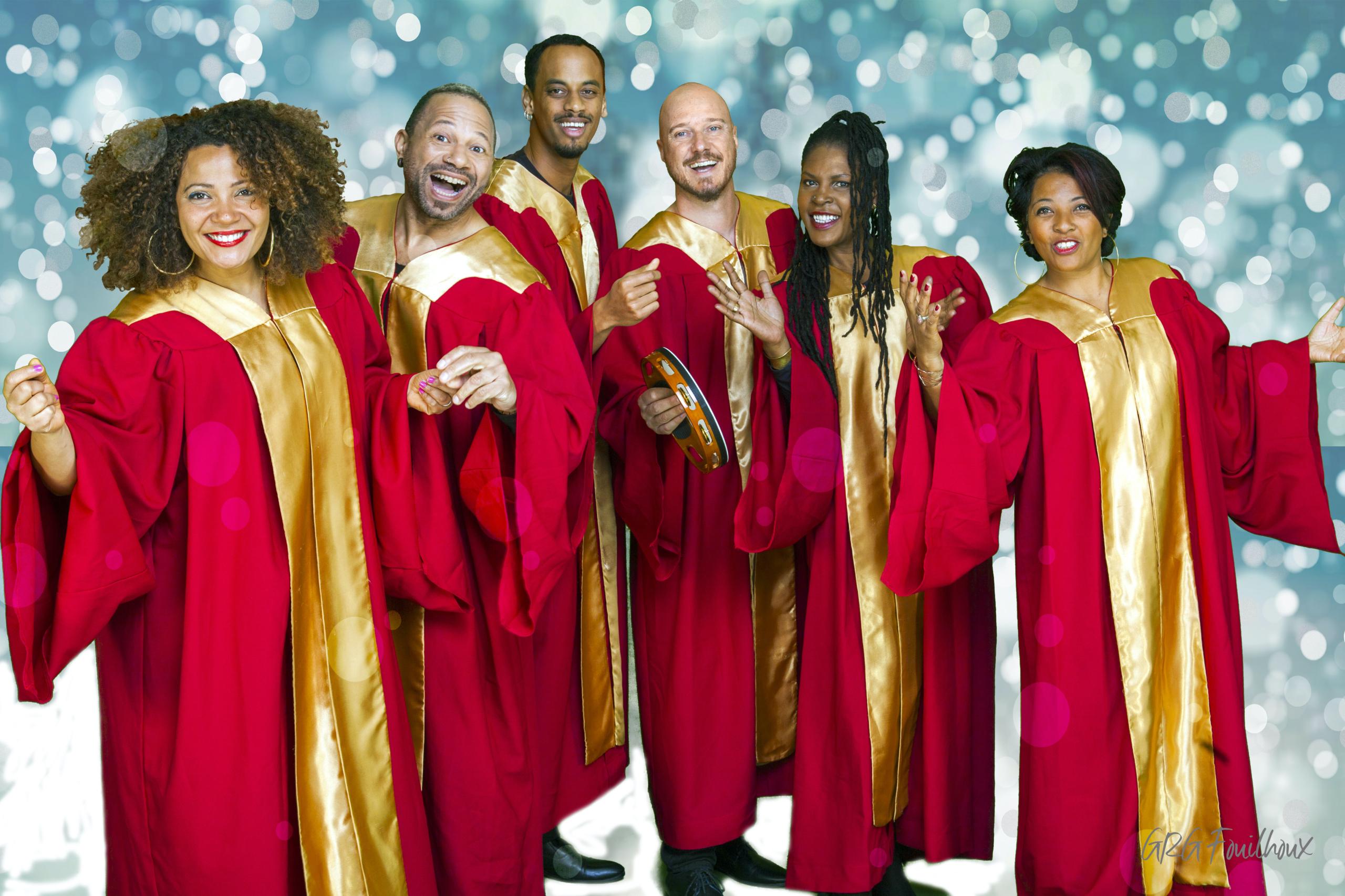 concert et animation gospel de fin annee