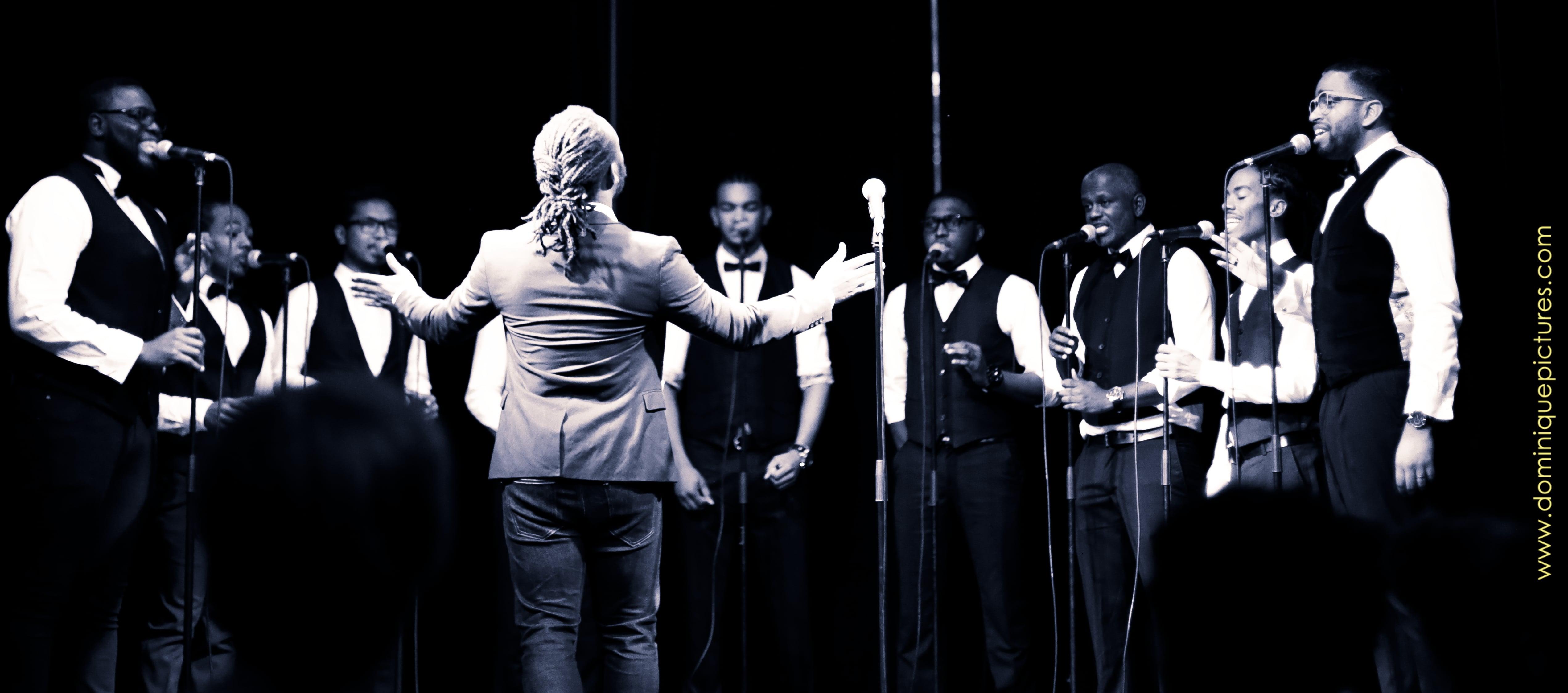 groupe gospel tribute of gospel